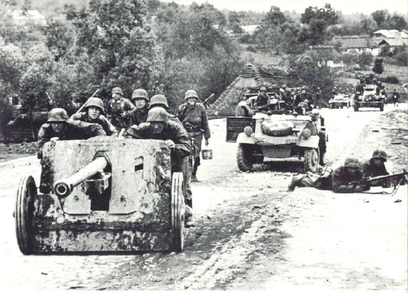 Operation Barbarossa and Germany's Defeat in the East by David Stahel bill18
